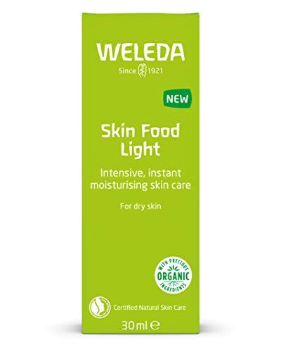 WELEDA(ヴェレダ)スキンフードライトボディクリームフレッシュで親しみやすい香り本体30ml