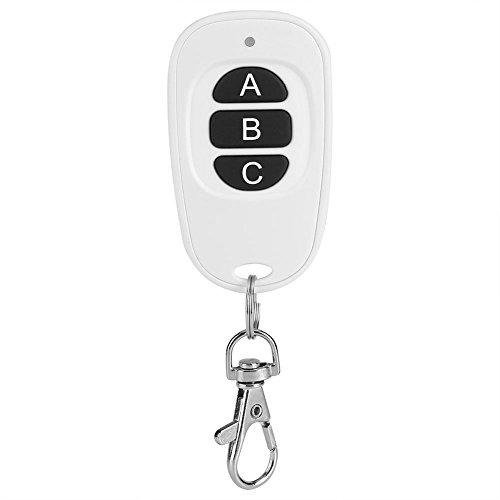 mando y receptor puerta garaje de la marca Yongfer