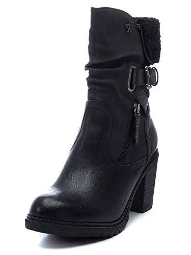REFRESH 69301 Femme Boots Noir 36 EU