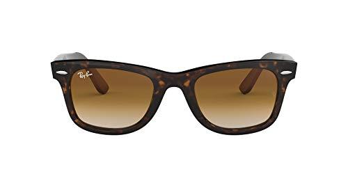 Ray-Ban MOD. 2140, Gafas de Sol Unisex, Marrón (Braun), 50 mm