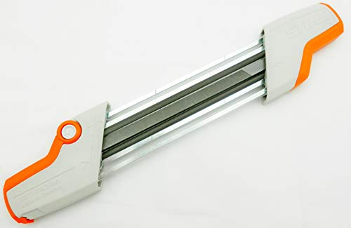 Stihl 2 N 1 Easy File Chainsaw Chain Sharpener 3/8'