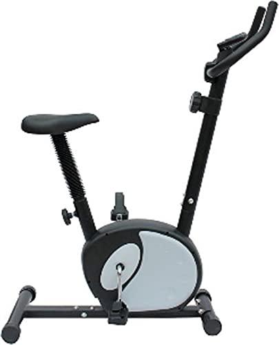 MaxxSport - Bicicleta estática silenciosa para fitness