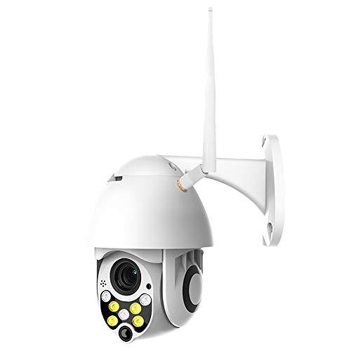 XYY Cámara de vigilancia inalámbrica Máquina de Bola inalámbrica Impermeable WiFi al Aire Libre Alarma de la cámara de vigilancia de 360 Grados