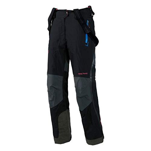 Trango Trx2 Shell WM Pantalon Femme, Noir, FR (Taille Fabricant : XS)