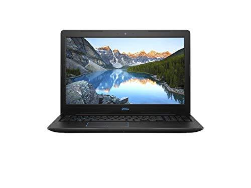 Dell G3579-5958BLK G3 Gaming Laptop-15 FHD, 8th Gen Intel Quad Core i5-8300H CPU, 8GB RAM, 1TB HDD, Nvidia GeForce GTX 1050, Windows 10 Home, Black