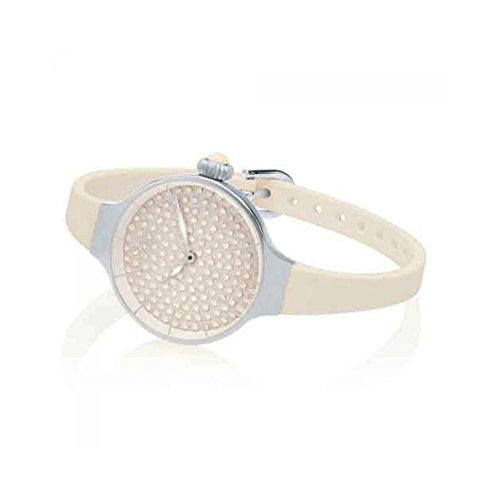 Orologio Donna Chérie Diamond 160 Silver Ghiaccio Hoops Hoops