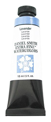 DANIEL SMITH Extra Fine Watercolor 15ml Paint Tube, Lavender