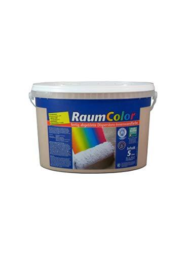 Raumcolor getönt 5l Cappuccino Innenfarbe Farbe Wilckens Dispersion Dispersionsfarbe Wandfarbe Deckenfarbe Tönfarbe Raumfarbe