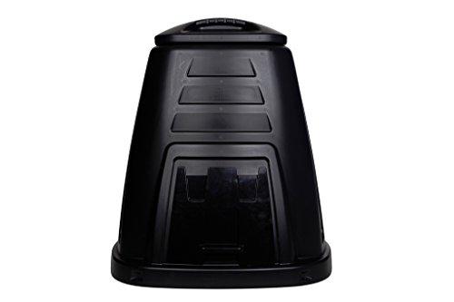 Whitefurze Bac Poubelle à compost–Noir