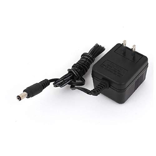 X-DREE US 2 Pin Plug AC 220V 50Hz a DC 9V 300mA 3.5mmx1.35mm Adaptador de corriente (d504fa3d38802be59c4a804783f5f2f3)