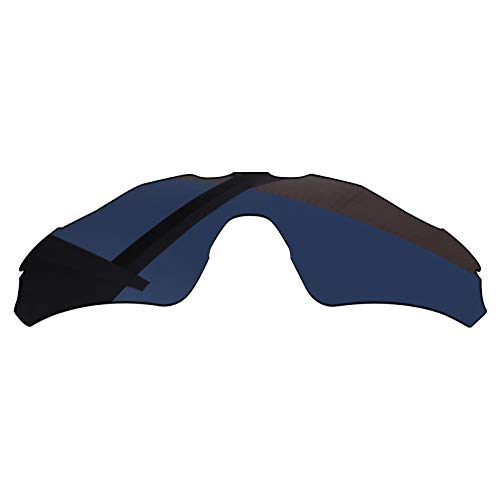 Volcano Polarized Lenses Replacement for Oakley Radar EV XS Path Sunglasses - Pitch Black