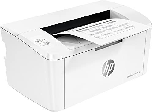 HP LaserJet Pro M15a W2G50A, Impresora A4 Monofunción Monocromo, Impresión a Doble Cara Manual, Puerto Hi-Speed USB 2.0, Panel de control LED, Blanca