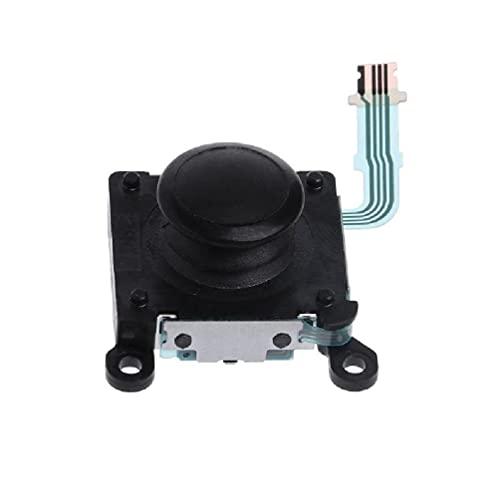 Hero-s – Botón 3D izquierdo derecho, control analógico, reemplazo del palillo de mando de control, compatible con PSV 2000, controlador de palanca de mando analógico 3D, parte basculante Joypa