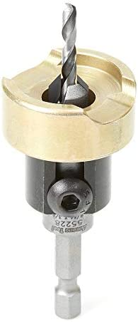2021 Amana Tool - 55228 Carbide Tipped 82° wholesale Countersink high quality with Adjustable Depth Stop & No- outlet online sale