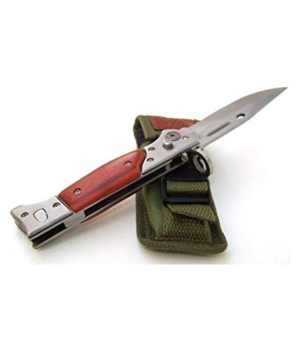 SPEKTRA AK Camping-Hiking-Survival Fold-able Knife for Multipurpose Use 15cm