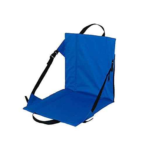 CHENGWANG Gepolsterte Campingstuhlauflage mit Rückenlehne, praktische Klappstuhlauflage für Outdoor-Camping, hält bis zu 100 kg, leicht, 0,5 kg pro Stuhl