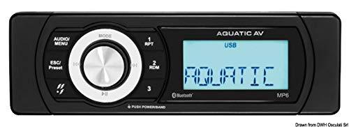 AQUATIC AV MP6 Watertight Tuner