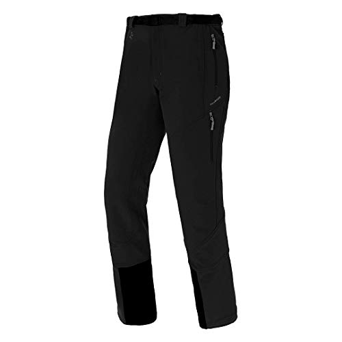 Trangoworld pc008102 – 410-xlc Pantalon Long, Homme, Noir, XL