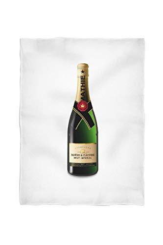 2k books Fleecedecke ca. 135 x 180 cm Champagner
