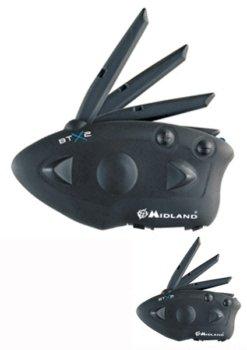 Midland BTX2Twin Pack Intercom