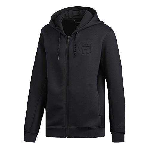 adidas Herren DP5716_L Sweatshirt, Schwarz, L
