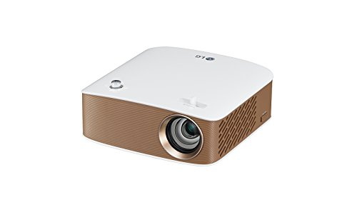 LG Electronics minibeam Tragbare LED-Projektor, 4069561