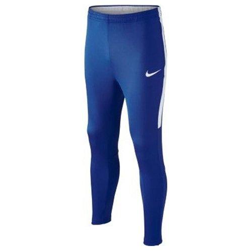 Nike Dri-Fit Academy 839365 - Pantalones de Fútbol para Niños, Azul (Obsidiana/Obsidiana/Azul Héroe/Azul Héroe), talla del fabricante: S