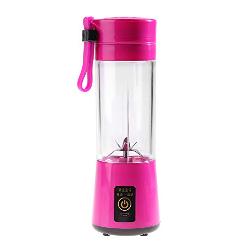 Haokaini USB Rechargeable Mixer Blender, Automatic Mixing Bottle Cup Shaker, Portable Juicer for Mixing Smoothie Coffee Drink Milk Shakes Fruit Juice