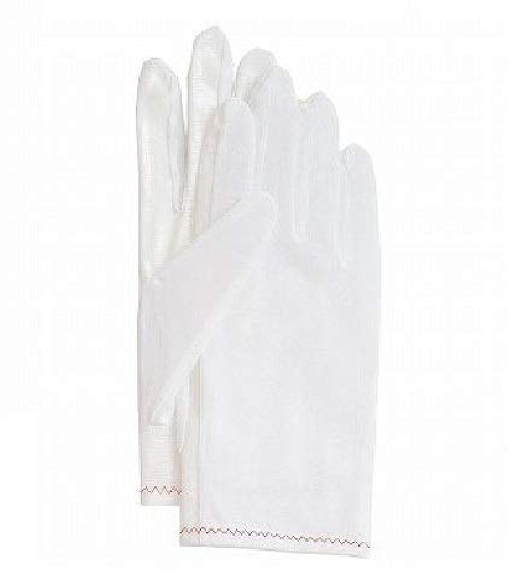 精査ミュート復活させる214127 おたふく手袋 (H)#54V ポリペット ハーフ10双組×10 214127M