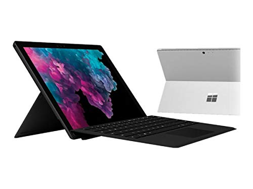 Microsoft Surface Pro 6 - Tablet (31,2 cm (12.3'), 2736 x 1824 Pixeles, 256 GB, 8 GB, Windows 10 Pro, Negro)