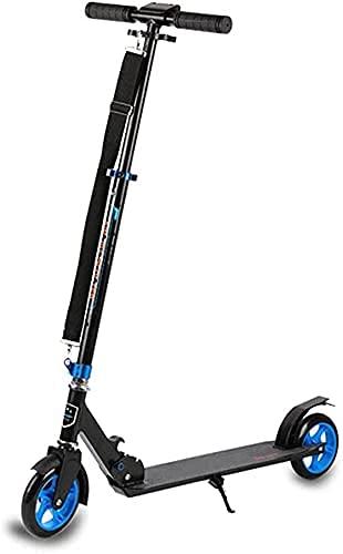 Scooter para Niños Kick Scooter Scooter De Aleación De Aluminio Plegable Adult City Patinete De Dos Ruedas