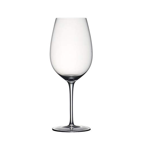 WENYOG Copas De Vino 26Ocunción de Cristal Vidrio Hecho a Mano Vino Tinto Vino Tinto para Fiesta Familiar Conjunto de 08 (Capacity : Set of 2PCS, Color : Clear)