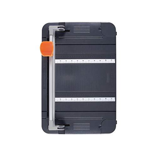Fiskars 95807097J Papierschneidemaschine, 30,5 cm, Grau
