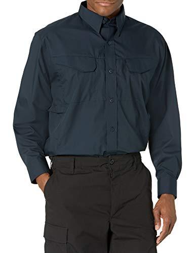 Tru-Spec T-Shirt léger à Manches Longues pour Homme XL Bleu Marine