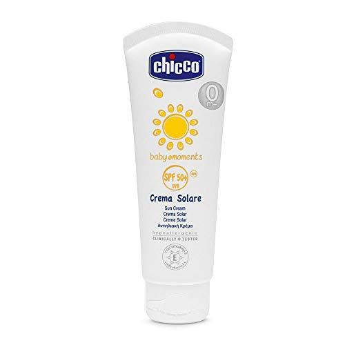 baby moments crema solare spf 50+ 75 ml