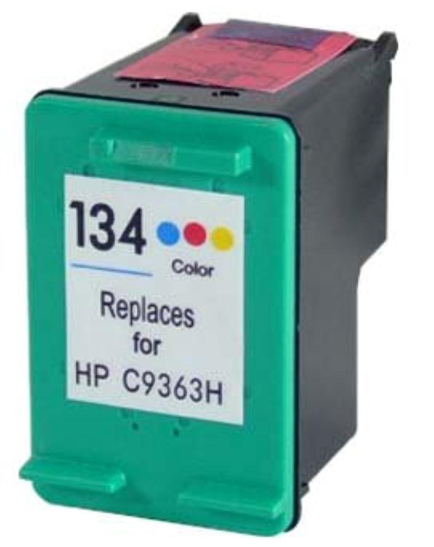 ヒューレッドパッカード「hp134(C9363HJ)」HP汎用 【互換インクカートリッジ】
