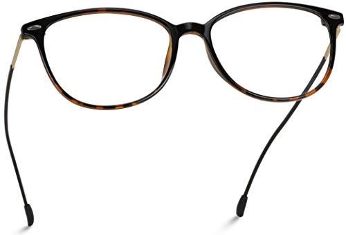WearMe Pro - Elegant Classic Thin Frame Women Cat Eye Prescription Glasses