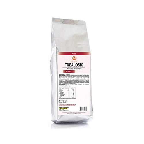Trealosio polvere 1 Kg - IDEALE IN GELATERIA E PASTICCERIA