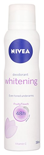 Nivea Whitening Fruity Deodorant For Women, 150ml