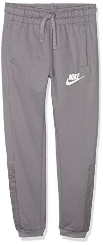 Nike Jungen B NSW Advance Pants, Gunsmoke/White, M