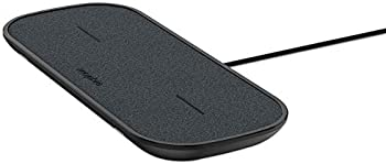 Mophie Dual Wireless Charging Pad with USB-A Port