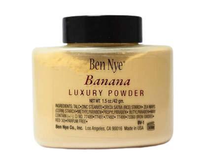 Best banana powder for face