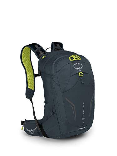 Osprey Herren Syncro 20 Multi-Sport Pack, Wolf Grey, O/S