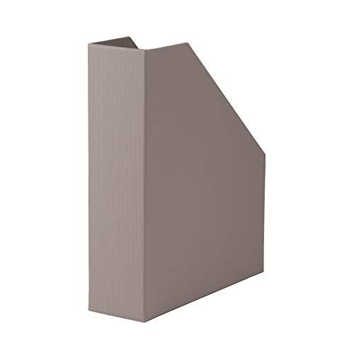 Rössler 1318452490 - S.O.H.O. Stehsammler für DIN A4, 8,5 cm, taupe