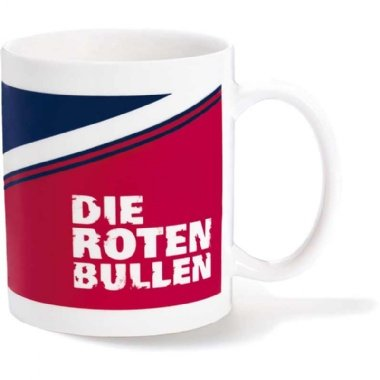 RB Leipzig - Tricolor Kaffeetasse