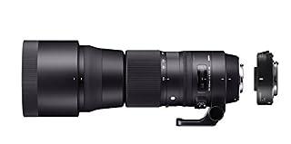 SIGMA ZB954 - Objetivo SIGMA 150-600mm F5-6.3 Contemporary +TELE CONVER.TC-1401 para Canon, color negro (B01BXUJF2O) | Amazon price tracker / tracking, Amazon price history charts, Amazon price watches, Amazon price drop alerts