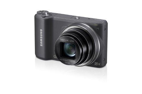 Samsung WB250F - Cámara Digital (14,2Mpx, Zoom óptico de 18x, Pantalla LCD de 3