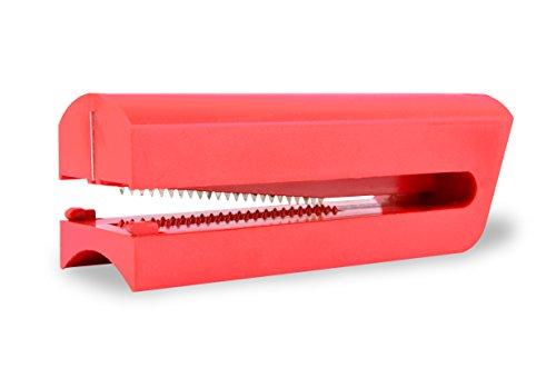 * Band-Spleißer für Geschenkband Ringelband Kräuselband | maximale Breite: ca. 4,5 cm