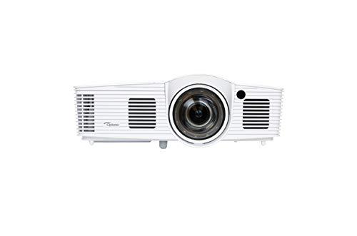 proiettore optoma OPTOMA TECHNOLOGY GT1070Xe 2800 lumen DLP 1080p (1920x1080) 3D proiettore a ottica corta bianco - proiettore game contrasto 23.000:1