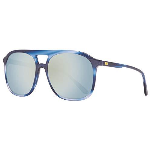 Helly Hansen Hh5019-c03-55 Lunettes de Soleil, Bleu, 55/17/140 Mixte Adulte